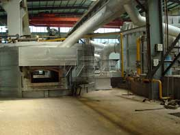 45T Smelting Furnace